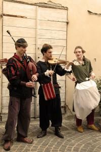 Fête médiévale - Reconstitution historique de Salon-de-Provence