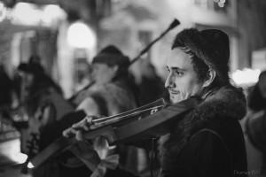 Au Marché de Noël médiéval de Provins 2013 - photo par Thomas Fritz