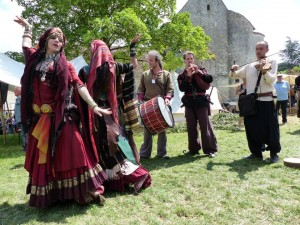 Médiévales de Provins 2014 - Photo: Céline Bezançon