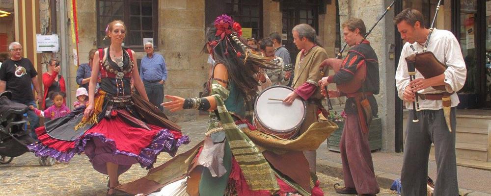 Médiévales de Semur-en-Auxois