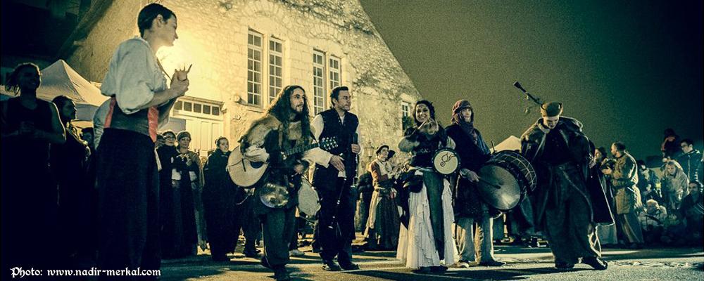 Marché de Noël médiéval de Provins 2015