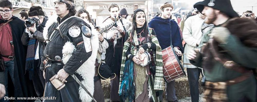 Marché de Noël médiéval de Provins
